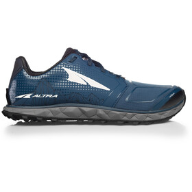 Altra Superior 4 Running Shoes Men Blue/Gray